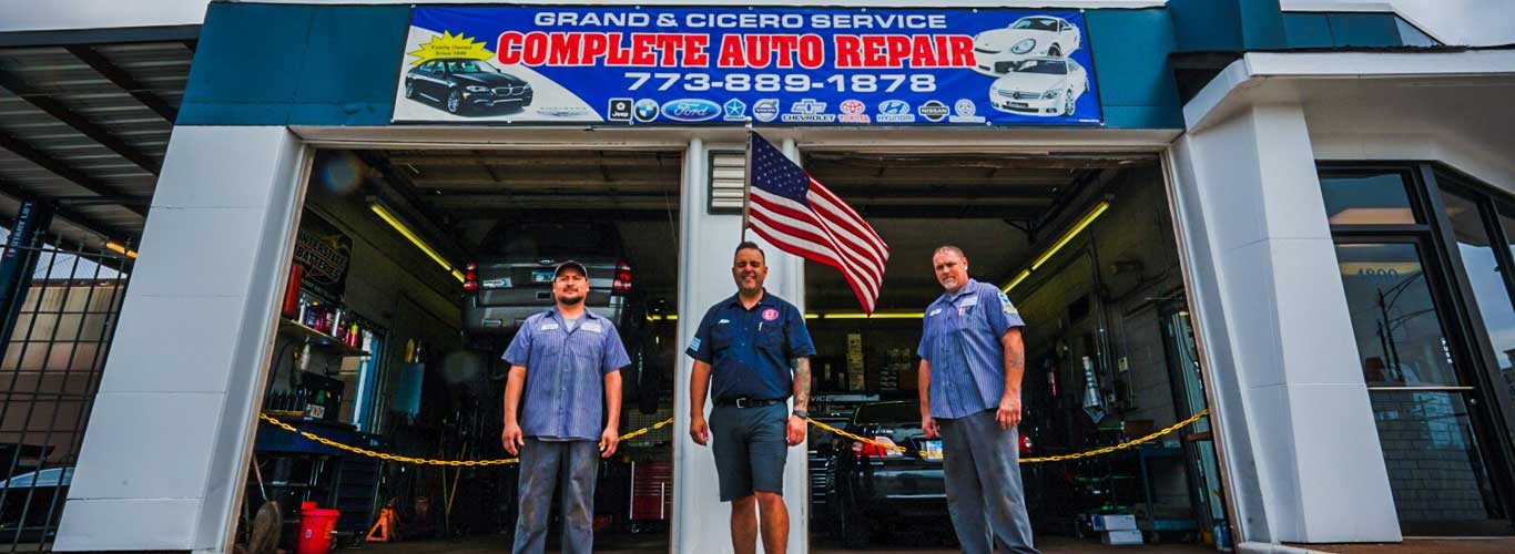 Auto Repair Chicago >> Learn More About Grand Cicero Service In Northwest Chicago
